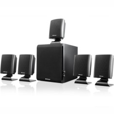 Foto Home Theater Multilaser 30 W 5.1 Canais SP088