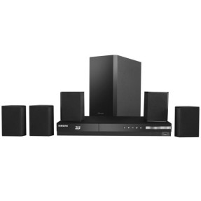 Foto Home Theater Samsung com Blu-Ray 3D 500 W 5.1 Canais 1 HDMI F4500/ZD