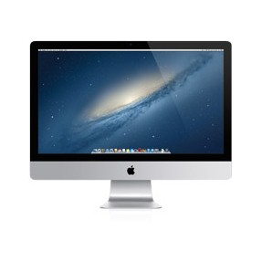 Foto iMac Apple ME088BZ/A Intel Core i5 8 GB 1 TB Mac OS X Mountain Lion 27""