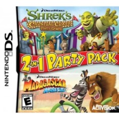Foto Jogo 2-In-1 Party Pack Activision Nintendo DS
