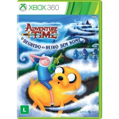 Foto Jogo Adventure Time: O Segredo do Reino Sem Nome Xbox 360 Little Orbit