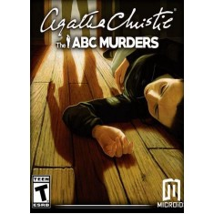 Foto Jogo Agatha Christie The ABC murders Xbox One Microids
