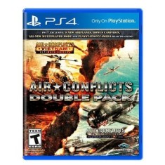 Foto Jogo Air Conflicts Double Pack Vietnam Pacific Carriers PS4 Kalypso Media