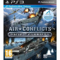 Foto Jogo Air Conflicts: Pacific Carriers PlayStation 3 Maximum Family Games