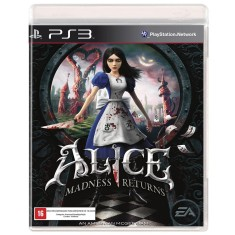 Foto Jogo Alice: Madness Returns PlayStation 3 EA