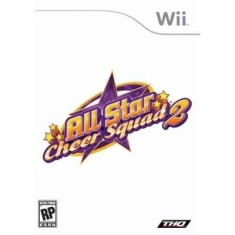 Foto Jogo All Star Cheer Squad 2 Wii THQ