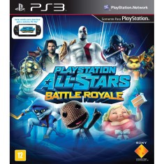Foto Jogo All Stars Battle Royale PlayStation 3 Sony
