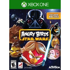 Foto Jogo Angry Birds Star Wars Xbox One Activision
