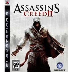 Foto Jogo Assassin's Creed 2 PlayStation 3 Ubisoft