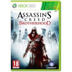 Foto Jogo Assassin´s Creed Brotherhood Xbox 360 Ubisoft
