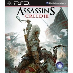 Foto Jogo Assassin's Creed III PlayStation 3 Ubisoft