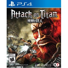 Foto Jogo Attack on Titan PS4 Tecmo