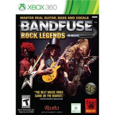 Foto Jogo Bandfuse: Rock Legends Xbox 360 Mastiff