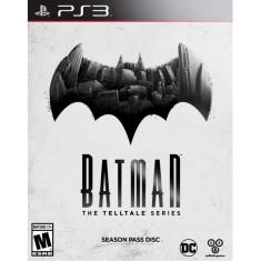 Foto Jogo Batman The Telltale Series PlayStation 3 Telltale