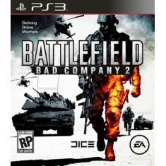 Foto Jogo Battlefield: Bad Company II PlayStation 3 EA