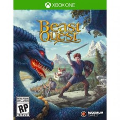 Foto Jogo Beast Quest Xbox One Maximum Games