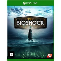 Foto Jogo BioShock The Collection Xbox One 2K