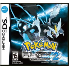 Foto Jogo Black Version 2 Nintendo DS