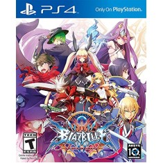 Foto Jogo Blazblue Central Fiction PS4 Aksys Games