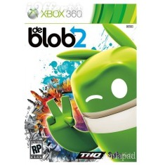 Foto Jogo Blob 2 Xbox 360 THQ