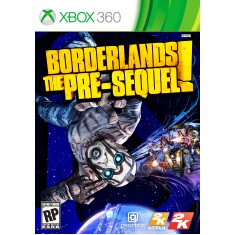 Foto Jogo Borderlands: The Pre-Sequel! Xbox 360 2K