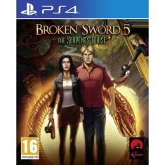 Foto Jogo Broken Sword 5 The Serpent's Curse PS4 Deep Silver