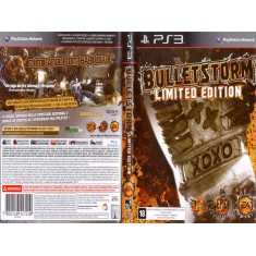 Foto Jogo Bulletstorm: Limited Edition PlayStation 3 EA