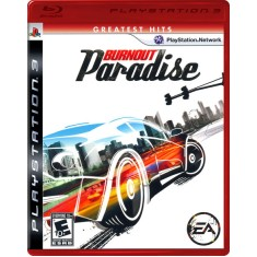 Foto Jogo Burnout Paradise PlayStation 3 EA