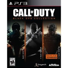 Foto Jogo Call of Duty Black Ops Collection PlayStation 3 Activision