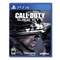 Foto Jogo Call Of Duty Ghosts PS4 Activision