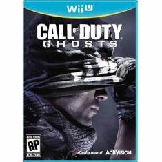 Foto Jogo Call of Duty: Ghosts Wii U Activision
