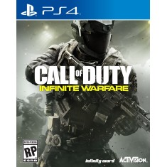 Foto Jogo Call Of Duty Infinite Warfare PS4 Activision