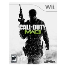 Foto Jogo Call of Duty: Modern Warfare 3 (MW3) Wii Activision