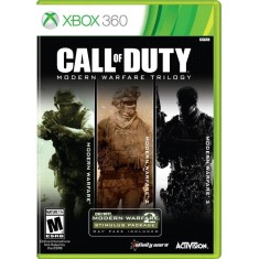 Foto Jogo Call Of Duty: Modern Warfare Trilogy Xbox 360 Activision