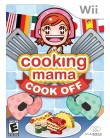 Jogo Cooking Mama: Cook Of Wii Majesco Entertainment