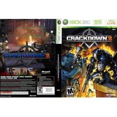 Foto Jogo Crackdown 2 Xbox 360 Microsoft