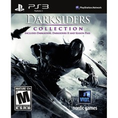 Foto Jogo Darksiders Collection PlayStation 3 Nordic Games