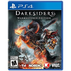 Foto Jogo Darksiders Warmastered Edition PS4 Nordic Games