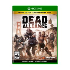 Foto Jogo Dead Alliance Xbox One Maximum Games