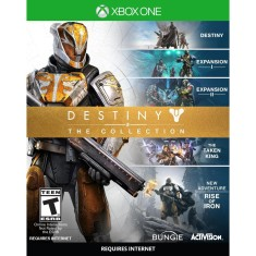 Foto Jogo Destiny The Collection Xbox One Activision