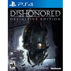 Foto Jogo Dishonored Definitive Edition PS4 Bethesda