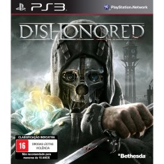 Foto Jogo Dishonored PlayStation 3 Bethesda