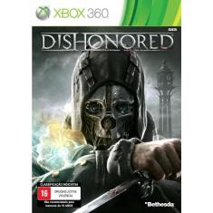 Foto Jogo Dishonored Xbox 360 Bethesda