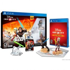 Foto Jogo Disney Infinity 3.0 Star Wars PS4 Disney