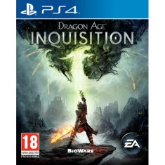 Foto Jogo Dragon Age Inquisition PS4 EA