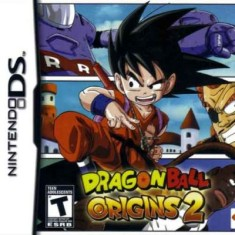 Foto Jogo Dragon Ball Origins 2 Bandai Namco Nintendo DS