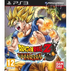 Foto Jogo Dragon Ball Z: Ultimate Tenkaichi PlayStation 3 Bandai Namco
