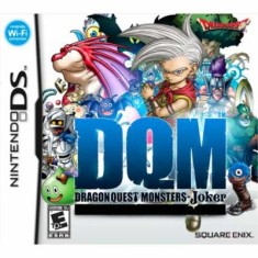 Foto Jogo Dragon Quest Monster Joker Square Enix Nintendo DS