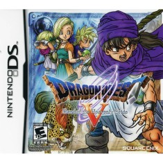 Foto Jogo Dragon Quest V: Hand of the Heavenly Bride Square Enix Nintendo DS