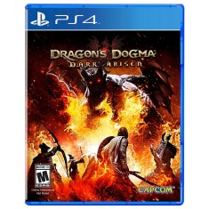 Foto Jogo Dragons Dogma Dark Arisen PS4 Capcom